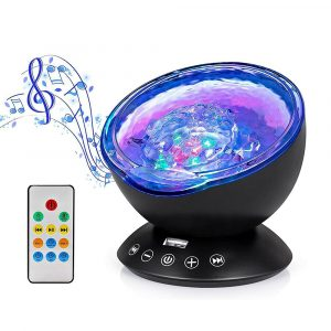 Upgraded Remote Controlled Ocean Light Projector