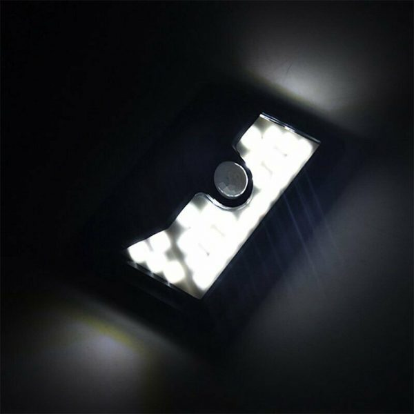 Solar Powered 32LED Body Induction Motion Sensor Outdoor Wall Light_14