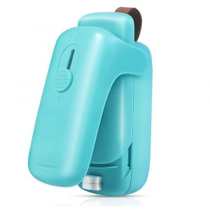 2-in-1 Battery Operated Portable Handheld Heat Sealer and Cutter