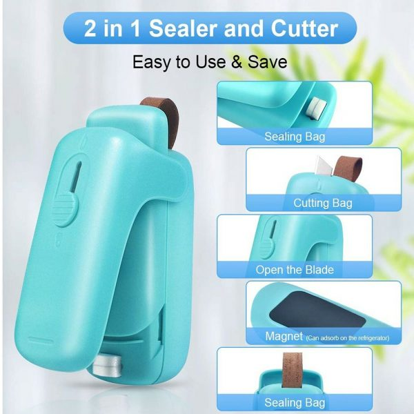 2-in-1 Battery Operated Portable Handheld Heat Sealer and Cutter_8