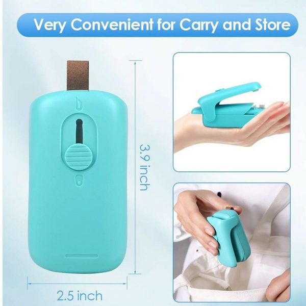 2-in-1 Battery Operated Portable Handheld Heat Sealer and Cutter_11
