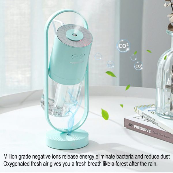 Magic Air Ion Ultrasonic Humidifier and Cool Air Mister_7