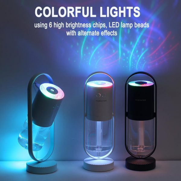 Magic Air Ion Ultrasonic Humidifier and Cool Air Mister_9