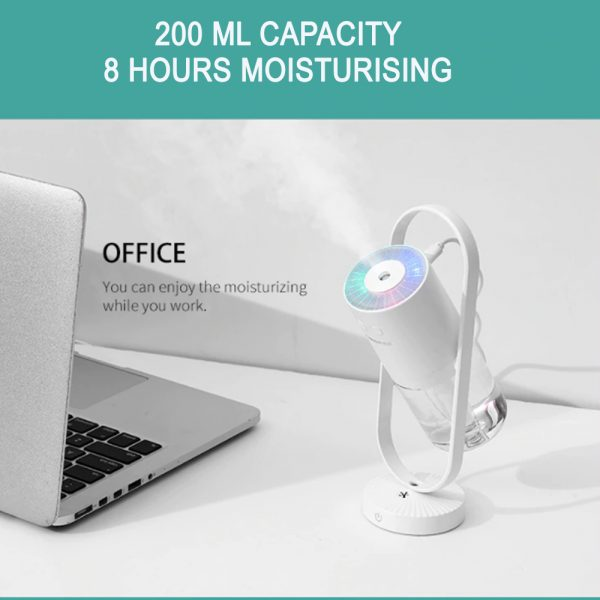 Magic Air Ion Ultrasonic Humidifier and Cool Air Mister_12