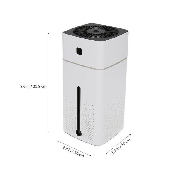 Large Capacity Air Humidifier Essential Oil Diffuser with LED_14