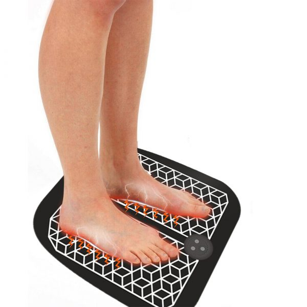 EMS Physiotherapy Foot Massager Soft and Comfortable Foot Mat_2