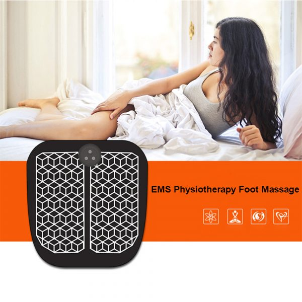 EMS Physiotherapy Foot Massager Soft and Comfortable Foot Mat_3
