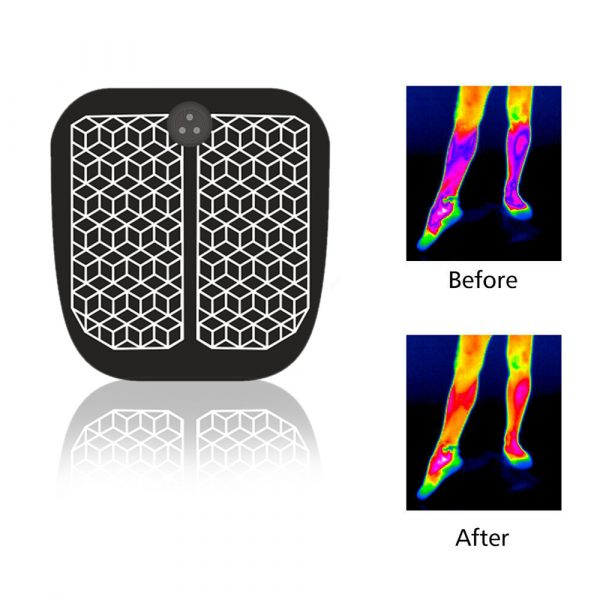 EMS Physiotherapy Foot Massager Soft and Comfortable Foot Mat_8