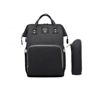 Large Capacity Maternity Travel Backpack with USB Charging Port