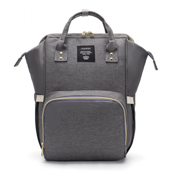 Large Capacity Maternity Travel Backpack with USB Charging Port_6