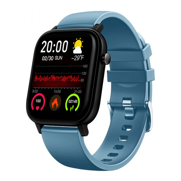 M9 Smart Bracelet Activity Band Fitness Tracker Health and Fitness Monitor_1