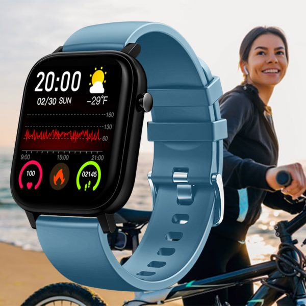 M9 Smart Bracelet Activity Band Fitness Tracker Health and Fitness Monitor_3