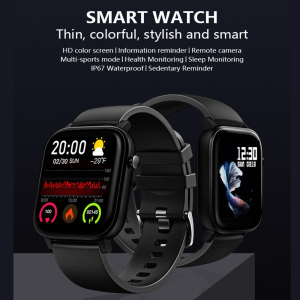 M9 Smart Bracelet Activity Band Fitness Tracker Health and Fitness Monitor_4