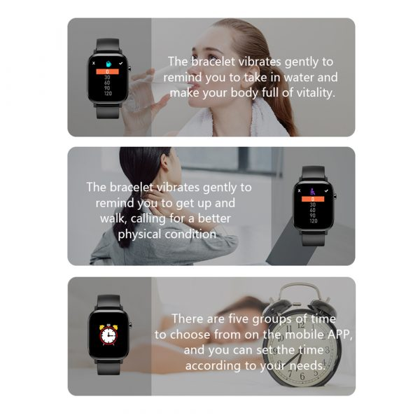 M9 Smart Bracelet Activity Band Fitness Tracker Health and Fitness Monitor_14