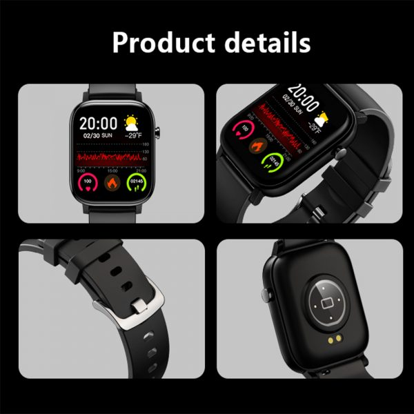 M9 Smart Bracelet Activity Band Fitness Tracker Health and Fitness Monitor_15