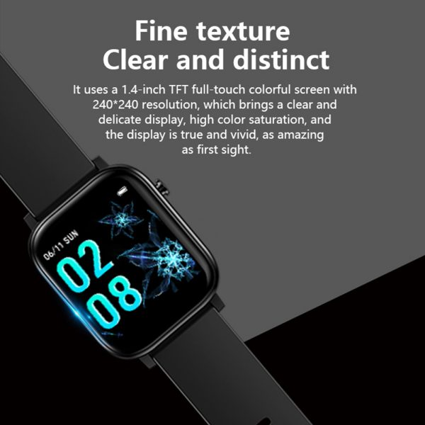 M9 Smart Bracelet Activity Band Fitness Tracker Health and Fitness Monitor_5