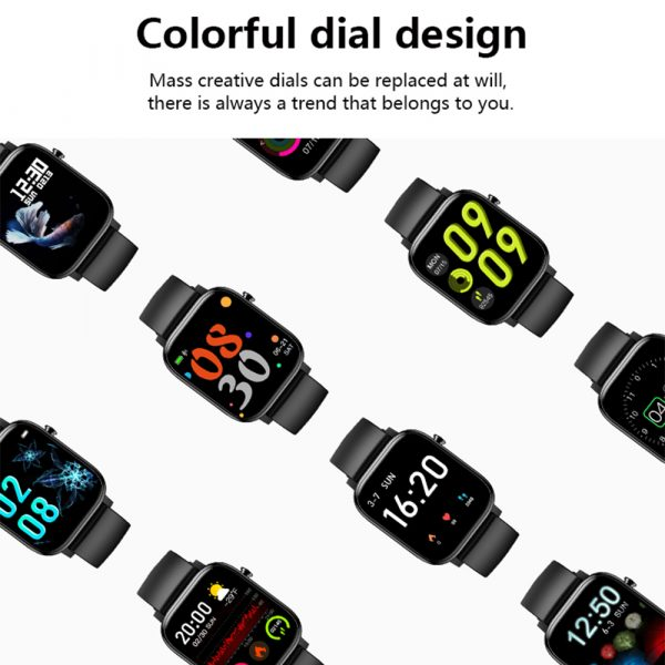 M9 Smart Bracelet Activity Band Fitness Tracker Health and Fitness Monitor_6