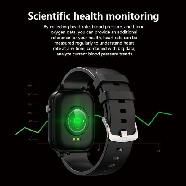 M9 Smart Bracelet Activity Band Fitness Tracker Health and Fitness Monitor_7
