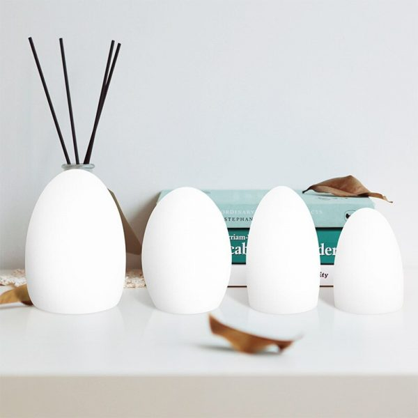 Remote Controlled Cordless Rechargeable LED Room Orb Night Light_16