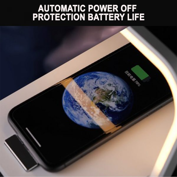 2-in-1 Folding Wireless Charger and Desktop LED Lamp with Eye Protection_10