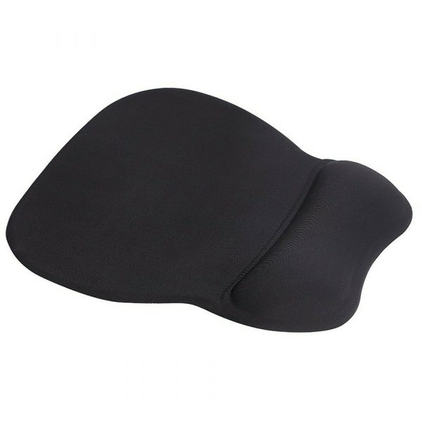 Ergonomic Mouse Pad with Wrist Support Mouse Pad with Memory Foam Rest_1