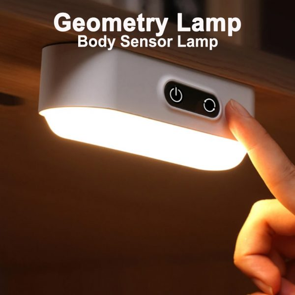 Eye Protection Dimmable Reading LED Night Light Rechargeable Lamp_4
