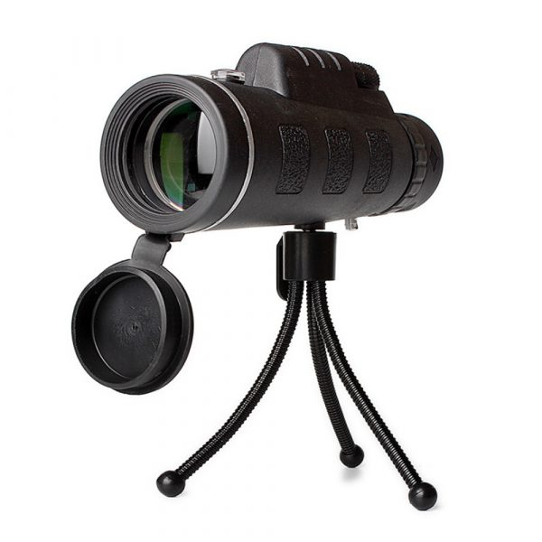 High Power Magnification Monocular Telescope with Smart Phone Holder_0
