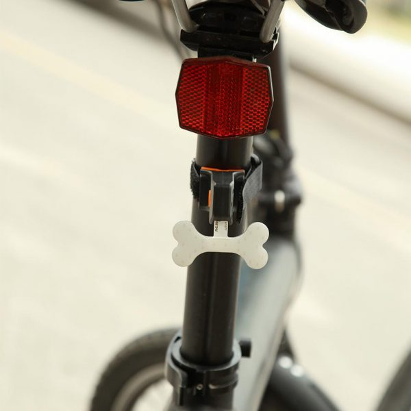 Bicycle Tail Light USB Rechargeable Mountain Bike Night Light_12