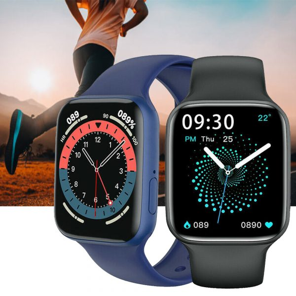 HW22 Smart Watch Activity Tracker Unisex Fitness Band and Health Monitor_5