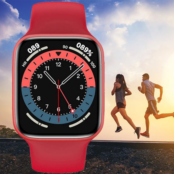 HW22 Smart Watch Activity Tracker Unisex Fitness Band and Health Monitor_6