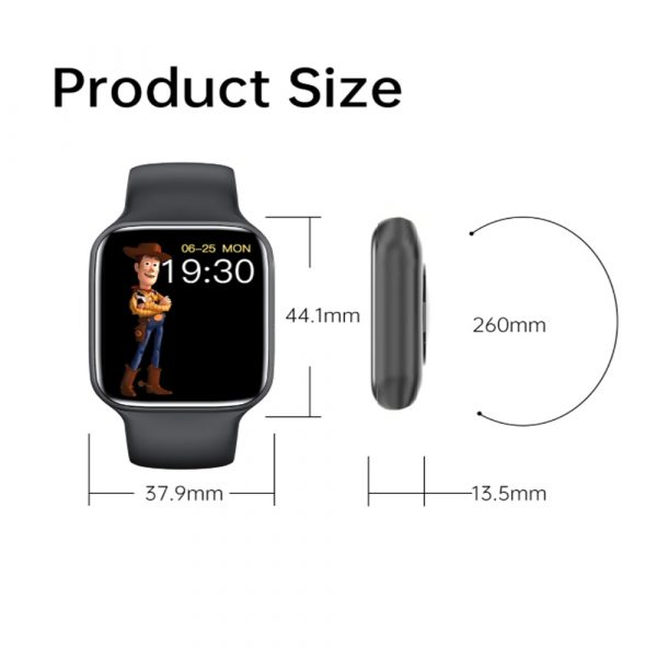 HW22 Smart Watch Activity Tracker Unisex Fitness Band and Health Monitor_13