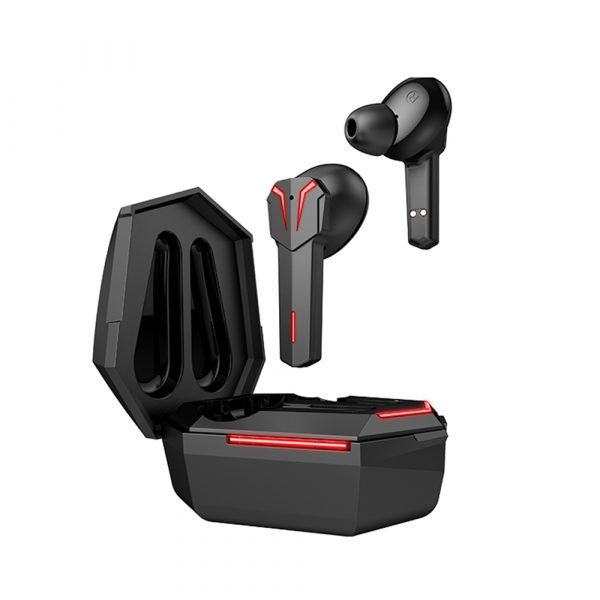 Low Latency TWS Bluetooth Gaming Earphones with Charging Case_1
