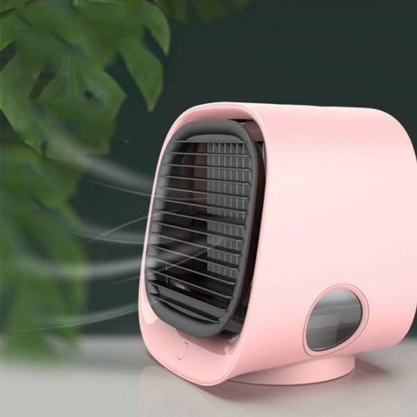 USB Mini Air Conditioner Air Cooling Fan for Home and Office Use_3