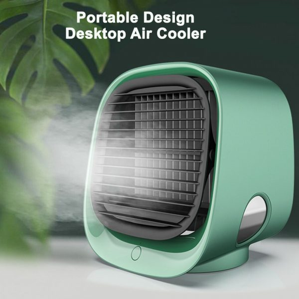 USB Mini Air Conditioner Air Cooling Fan for Home and Office Use_6