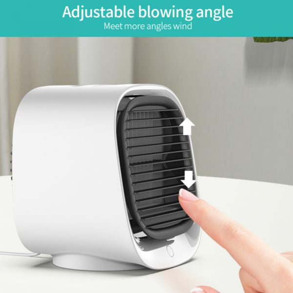 USB Mini Air Conditioner Air Cooling Fan for Home and Office Use_11