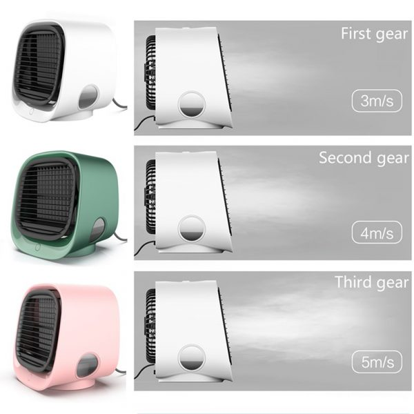 USB Mini Air Conditioner Air Cooling Fan for Home and Office Use_12
