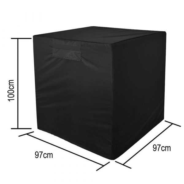 Universal Outdoor Air Conditioner Dustproof Protective Cover_8