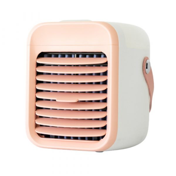 7 Light Color 3 Speed Portable Cordless Personal Air Conditioner_2