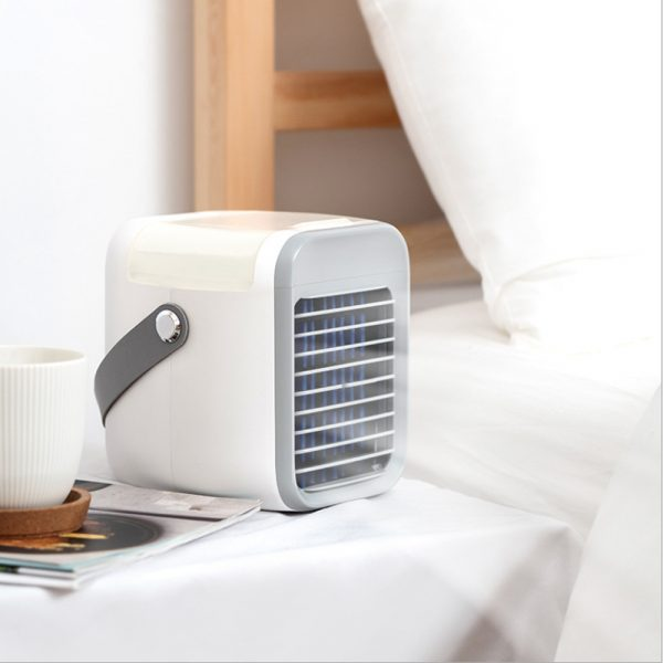 7 Light Color 3 Speed Portable Cordless Personal Air Conditioner_3