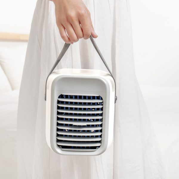 7 Light Color 3 Speed Portable Cordless Personal Air Conditioner_16