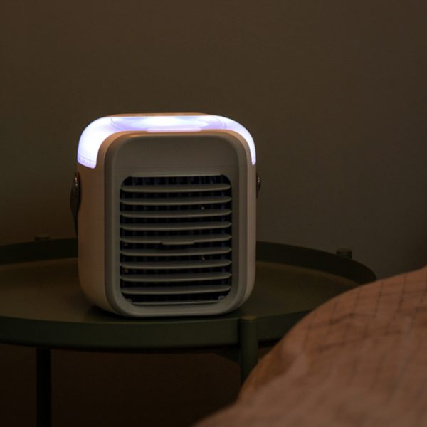 7 Light Color 3 Speed Portable Cordless Personal Air Conditioner_17