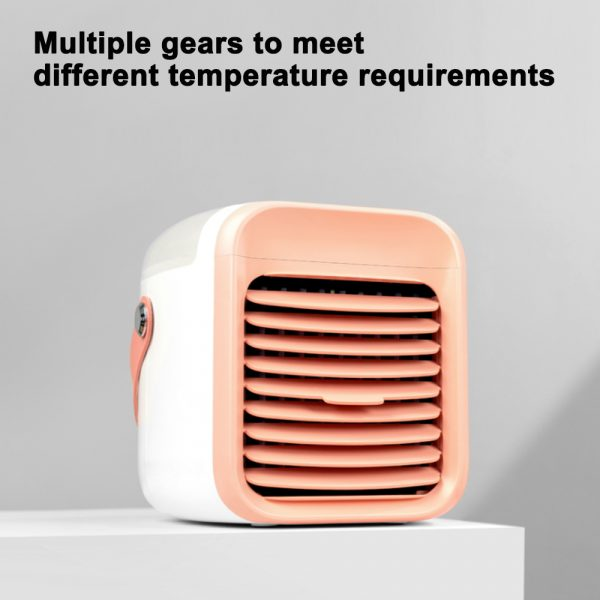 7 Light Color 3 Speed Portable Cordless Personal Air Conditioner_12