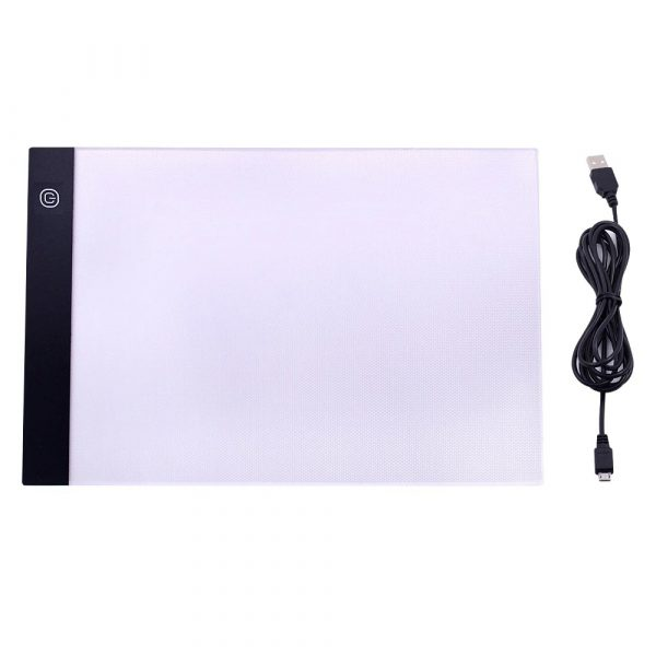Non-Dimmable LED Writing Copying Board A4 Size USB Interface_2