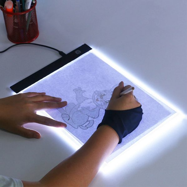 Non-Dimmable LED Writing Copying Board A4 Size USB Interface_0