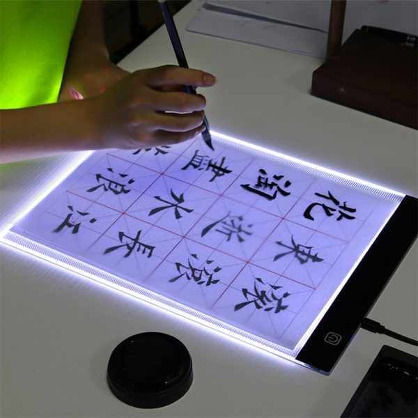 Non-Dimmable LED Writing Copying Board A4 Size USB Interface_3