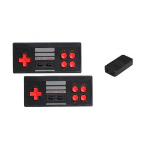 Wireless Handheld TV Gaming Console with Built-in Retro Games