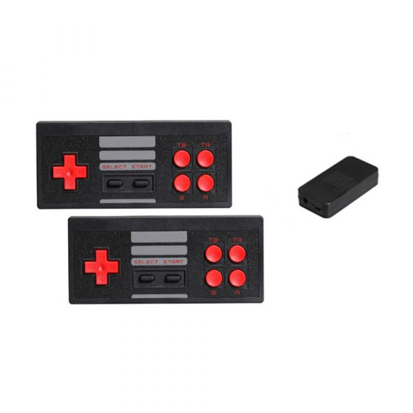 Wireless Handheld TV Gaming Console with Built-in Retro Games_1