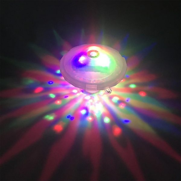 Floating Underwater RGB LED Light for Swimming Pool Bath Tubs_5