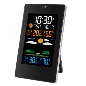 Wireless Indoor and Outdoor Weather Station with Color Screen