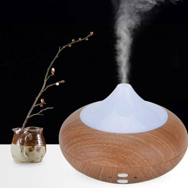 Essential Oil Diffuser and Cool Air Mist Humidifier Aromatherapy_2